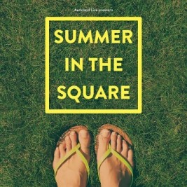SUMMER IN THE SQUARE