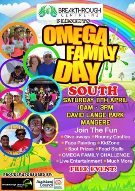 Omega Family Day South