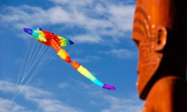 Manu Aute Kite Day