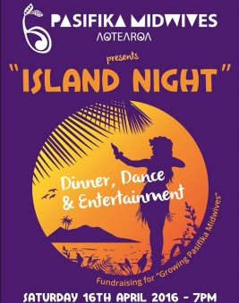 "Pasifika Midwives Aotearoa ""Island Night"" Fundraiser"