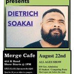 The JAFA Poetry Slam featuring Dietrich Soakai