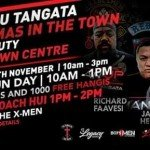 Otara Tu Tangata (Tour of Duty) – Christmas in the Town Centre – Nov 24th