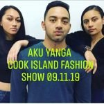 AKU Yanga Cook Island Fashion Show