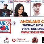 I Love Samoa Auckland Concert