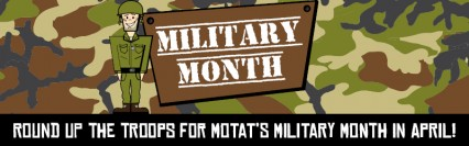 MOTAT's Military Month