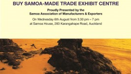 Buy Samoa Made Trade Exhibit Centre.