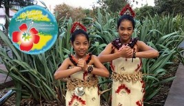 Tongan Language Week, Auckland Libaries