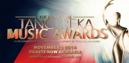 The Inaugural Tangi Reka Music Awards