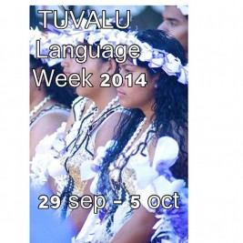 Tuvalu Language Week 2014, Auckland Libraries
