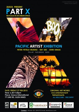 PACIFIC ARTIST XHIBITION