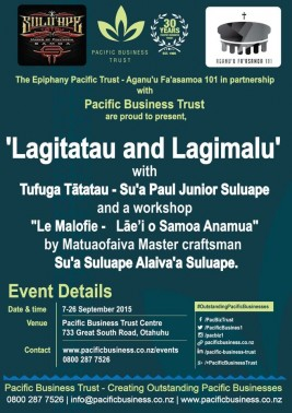 Langitatau and Langimalu Exhibition