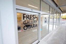 Fresh Gallery Ōtaracalling for proposals for 2016 programme