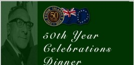 50th Year Cook Islands Celebration Dinner