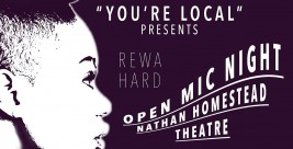 Rewa Hard Open Mic Night