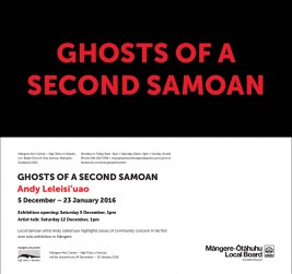 Ghosts of a Second Samoan/Andy Leleisi'uao