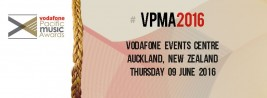 The 2016 Vodafone Pacific Music Awards