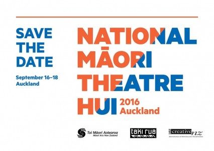 National Māori Theatre Hui