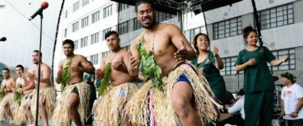 The Wellington Pasifika Festival Stall Holders