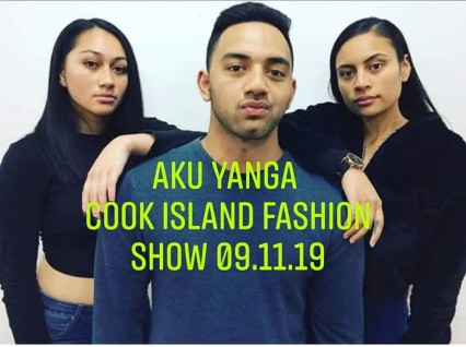 AKU YANGA Cook Islands Fashion Show