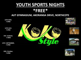 Youth Sports Nights