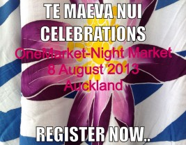 Te Maeva Nui Celebrations, One Market NightMarket.