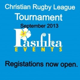 Christian Rugby League Tournament 2013